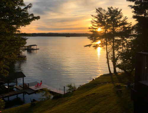 Weekend Escapes: N.C. Mountain Lakes