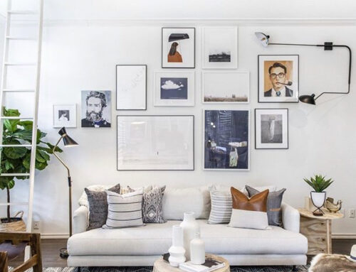 5 Tips for Hanging Art and Where To Buy It Online