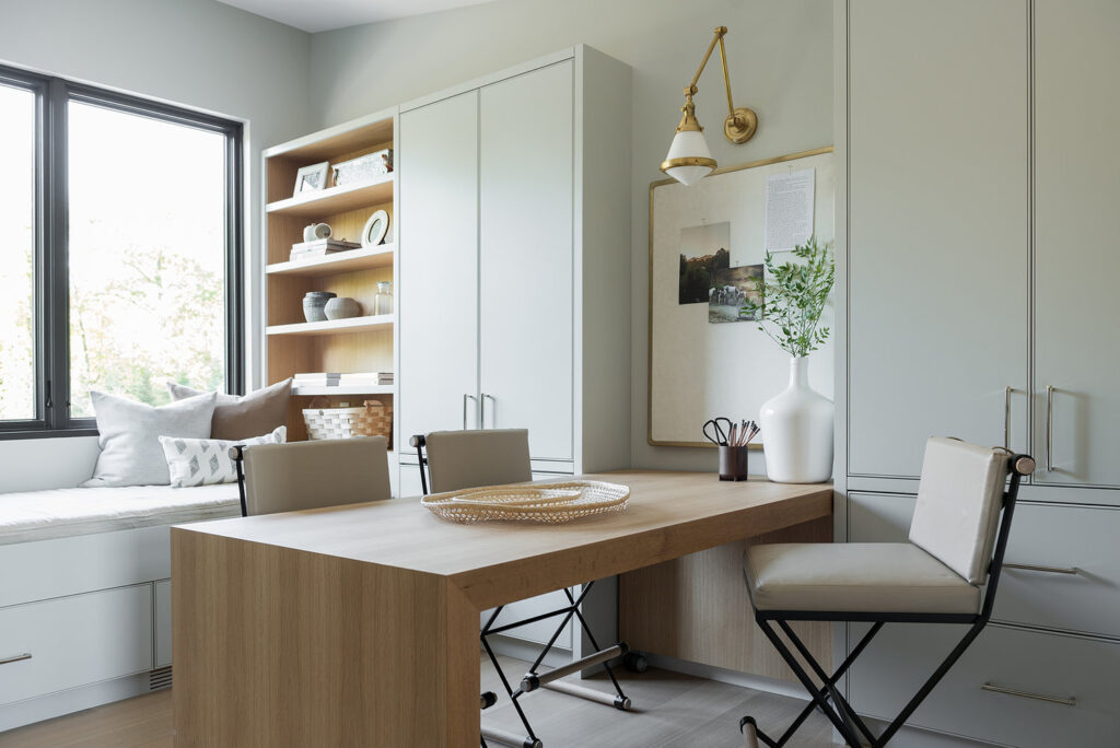 Home Office by Studio McGee